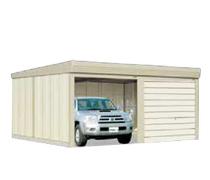 タクボ物置 ガレージ&倉庫 住宅から倉庫までいろいろな場所にマッチング