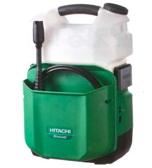 日立工機からコードレス高圧洗浄機発売!