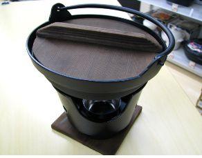 やまが鍋(鋳鉄器の鍋)