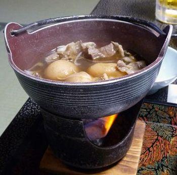 鋳鉄器は保温性が高く、温度差ができにくい特性