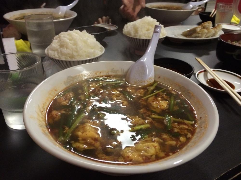 辛麺屋 桝元 雑炊
