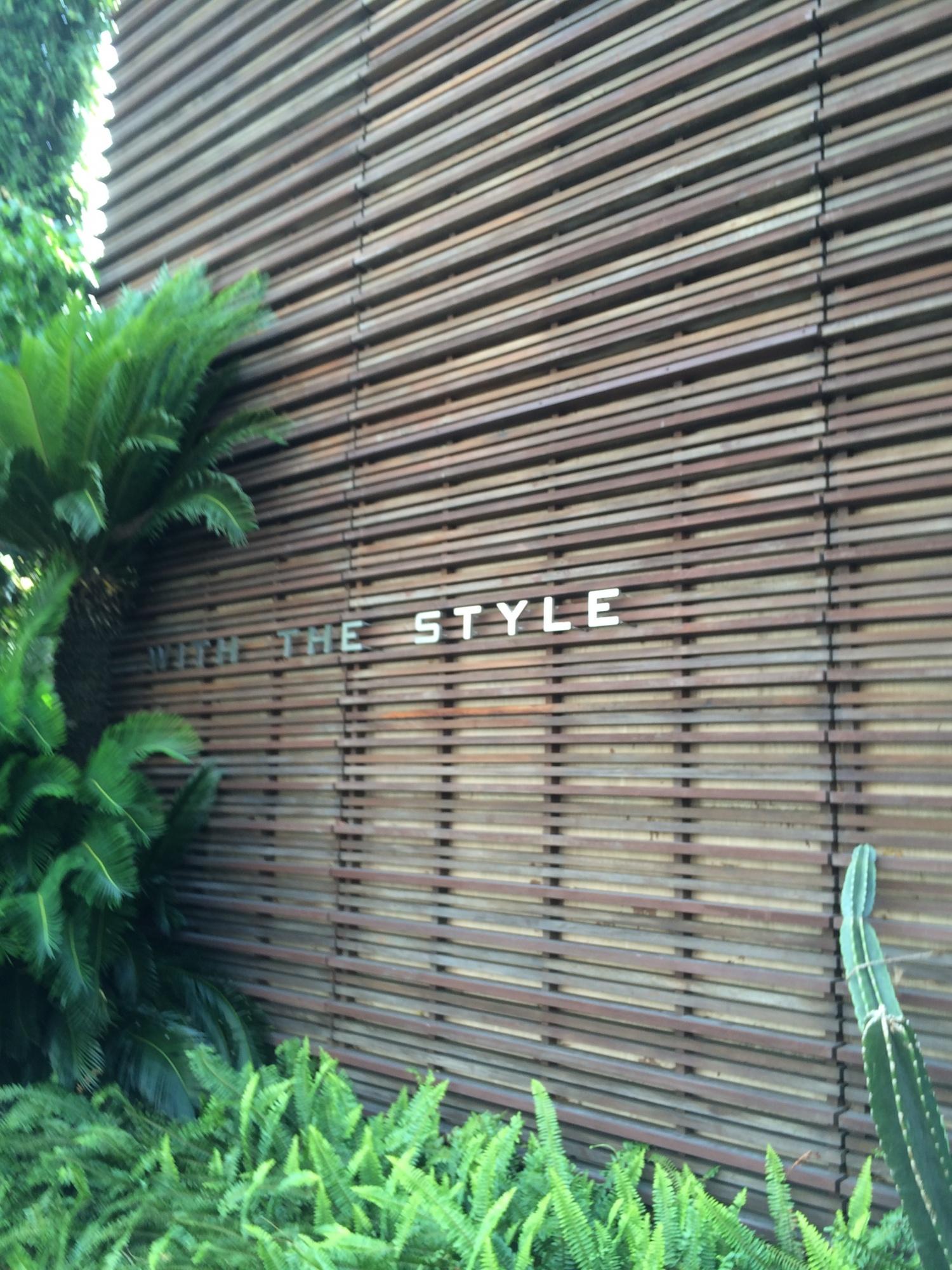福岡市ホテルWITH THE STYLE