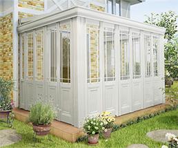 ガーデンルーム 暖蘭物語