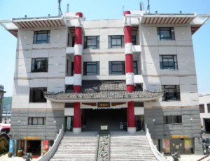 チャンポン発祥の店、四海楼