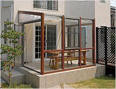 ガーデンルーム(エクステリア) ココマ ガーデンルームタイプ