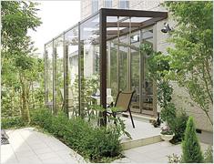 ガーデンルーム(エクステリア) ココマ サイドスルータイプ