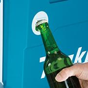 瓶飲料の栓抜き付